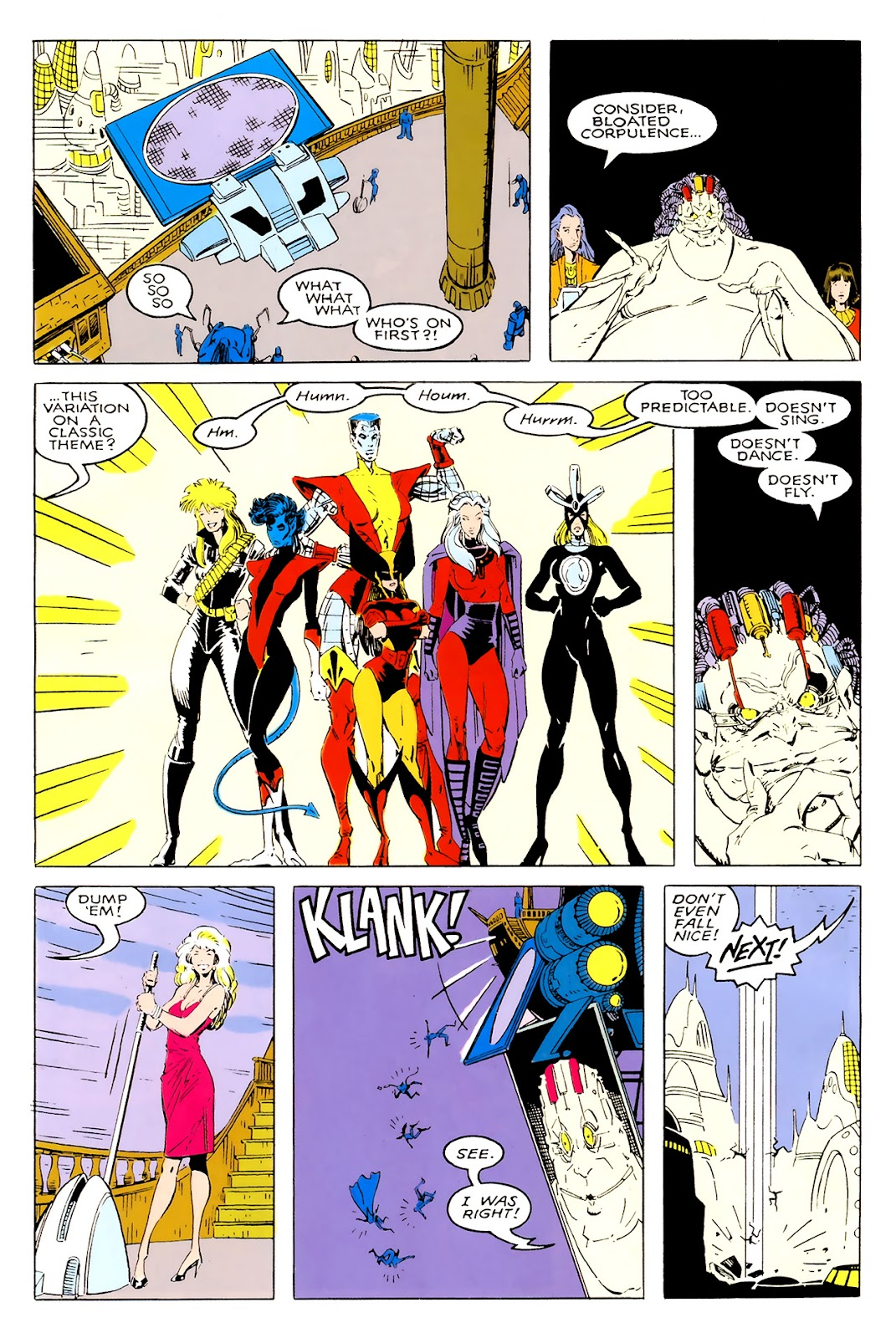 Read online X-Babies comic -  Issue #1 - 31