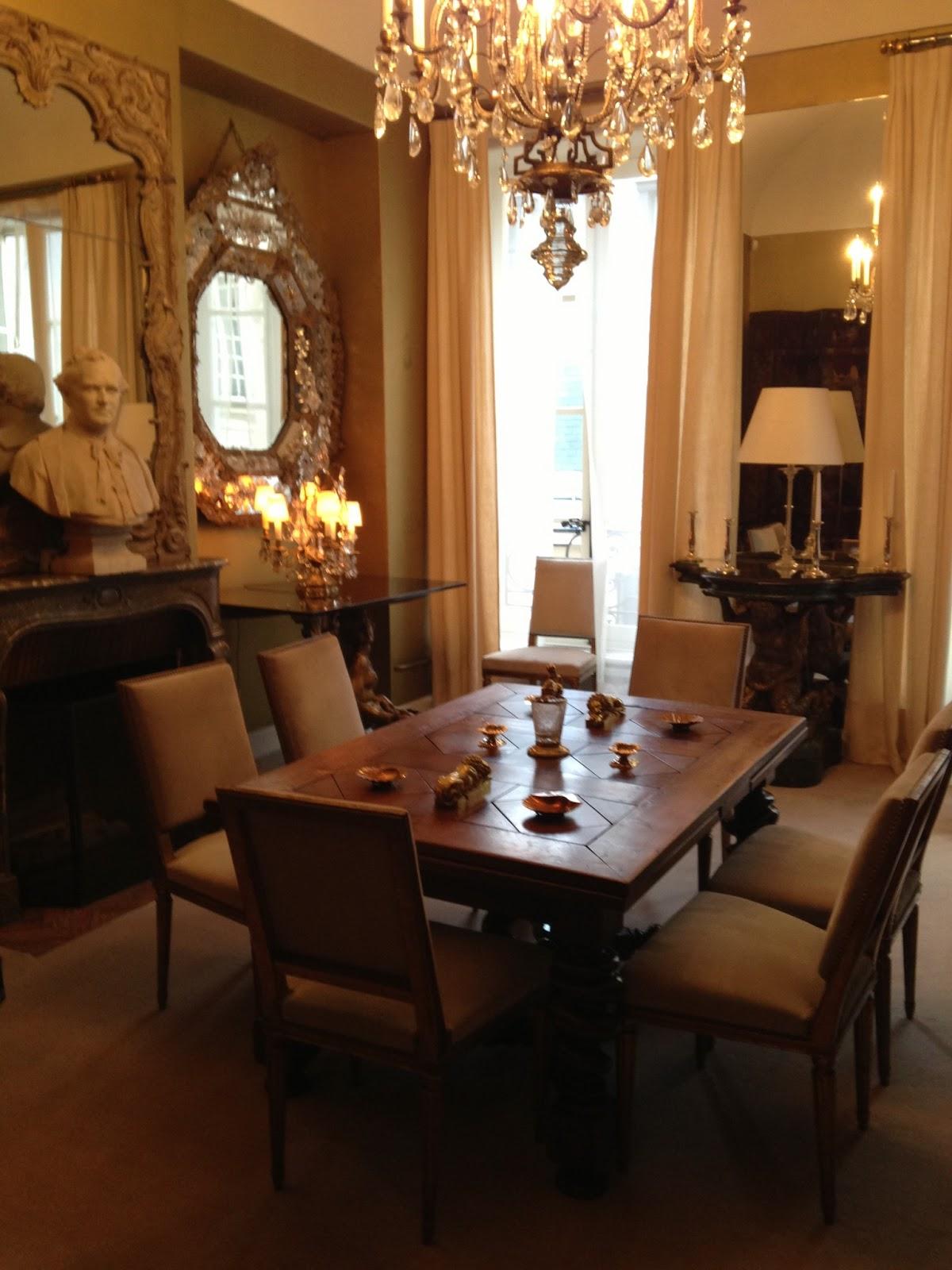 Inside Mlle Gabrielle Coco Chanel U2019s Apartment  31 Rue