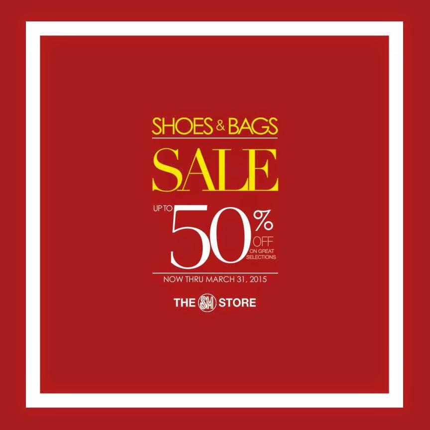 SM Shoes & Bags Sale