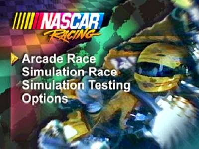 Download game ps1 gratis Nascar Racing