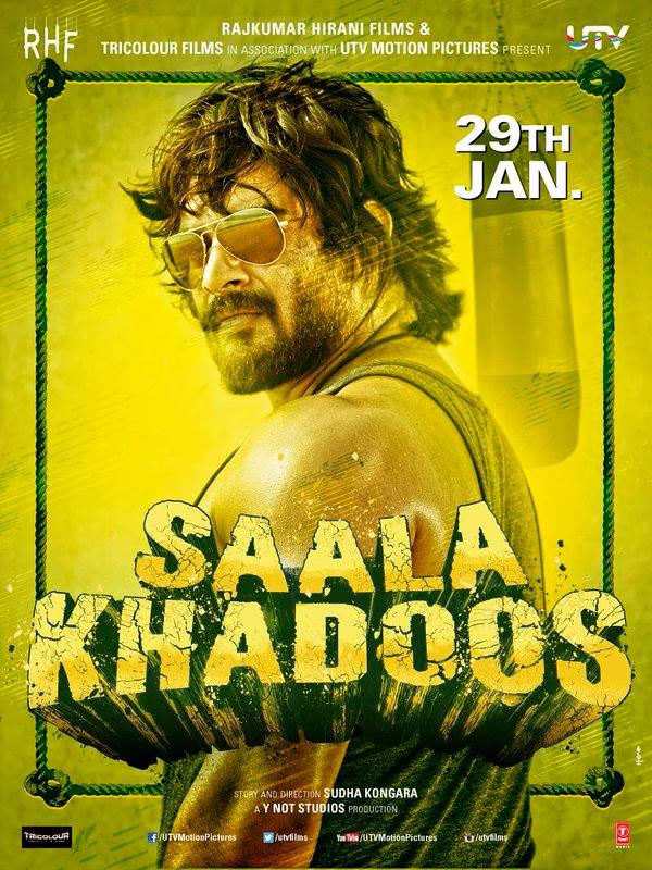 Watch Saala Khadoos (2016) DVDRip Hindi Full Movie Watch Online Free Download