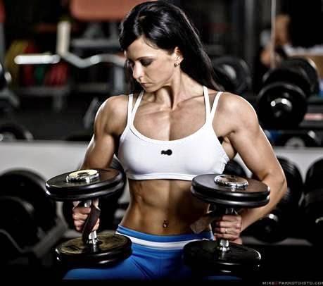 Female bodybuilding: A Beginner's Guide - all-bodybuilding.com