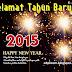 Kata-Kata Ucapan Tahun Baru 2015 Bahasa Inggris