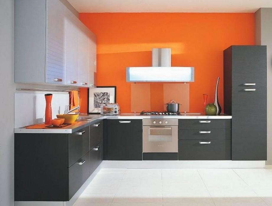 Contoh Desain Dapur Minimalis 2