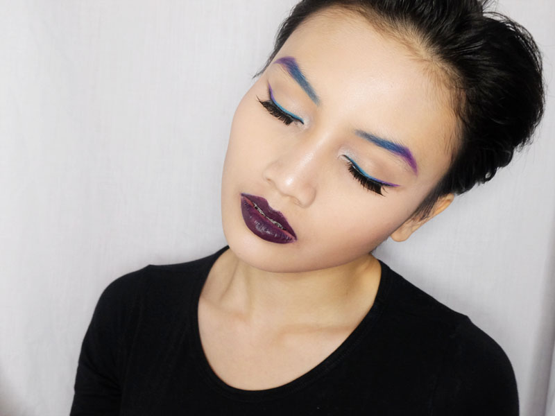 Edgy Cool Makeup