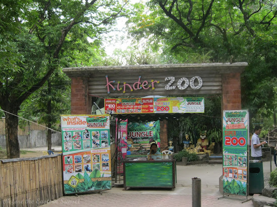 Kinder Zoo in Manila Zoo