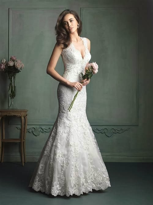 2014 Wedding dresses collection from Allure Bridals