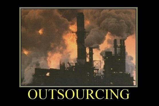 Outsourcing aprobado en lo general