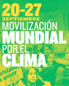 20-27 Septiembre Movilización Mundial por el clima