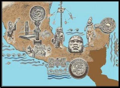Redes sociales: Culturas Mexicanas
