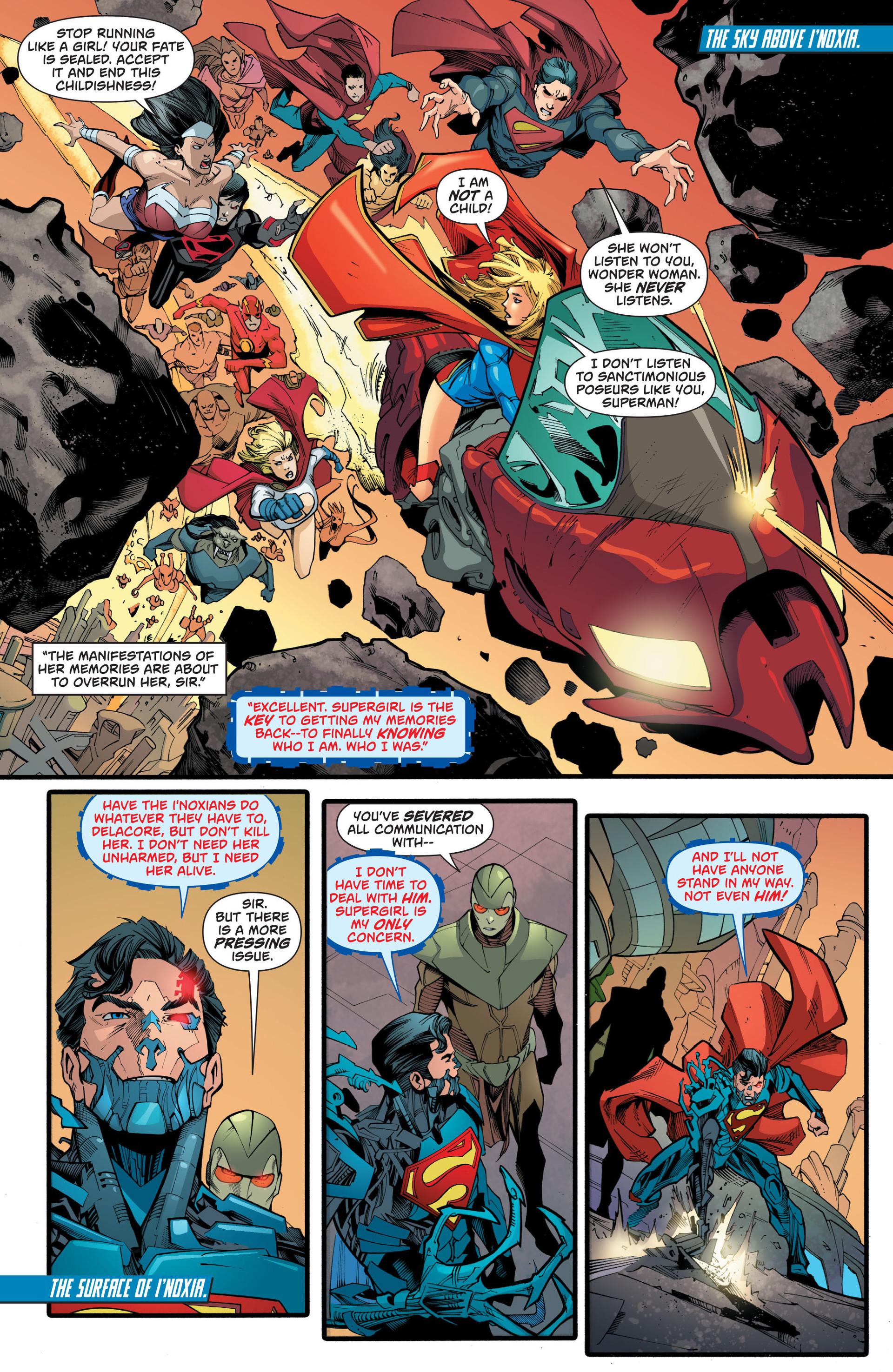 Supergirl (2011) Issue #23 #25 - English 2