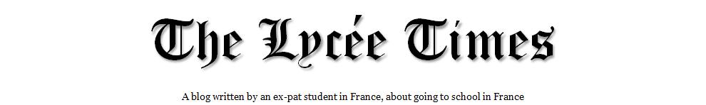 The Lycée Times