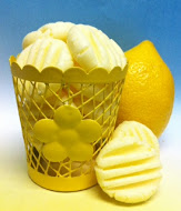 Lemon Cream Cheese Candy