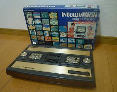 Bandai Intellivision console