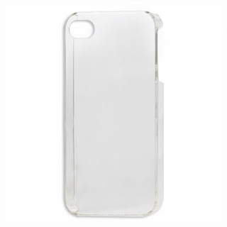 Transparent Clear Crystal Case for Apple iPhone 4 4s