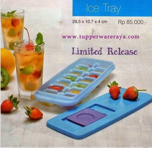 Tupperware Promo April 2014 - Ice Tray