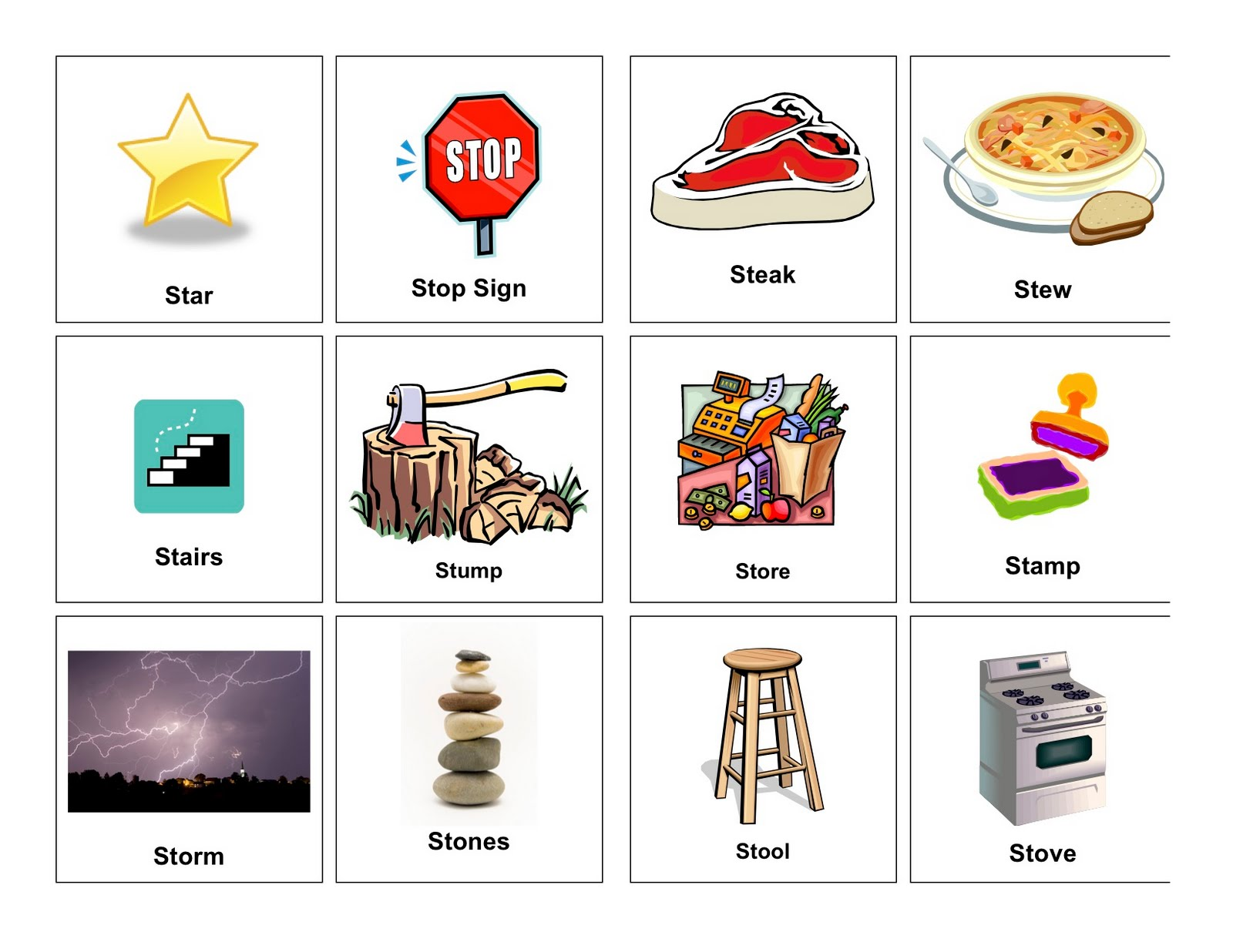 St Blend Poster Teaching Resource | Phonics, Teaching resources ...