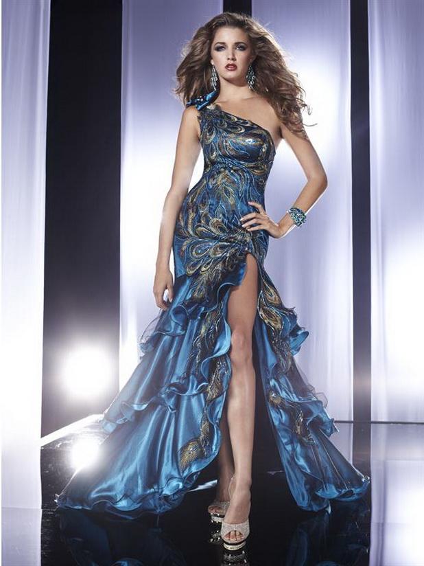 dressmodels evening dress 2013