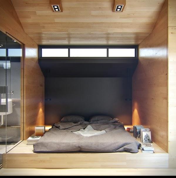 Petit Appartement Avec Snug Stockage