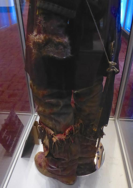 Revenant John Fitzgerald costume boots
