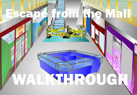 Escape from The Mall walkthrough