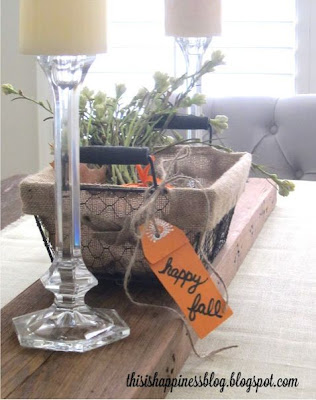 Rustic Wood Table Runner