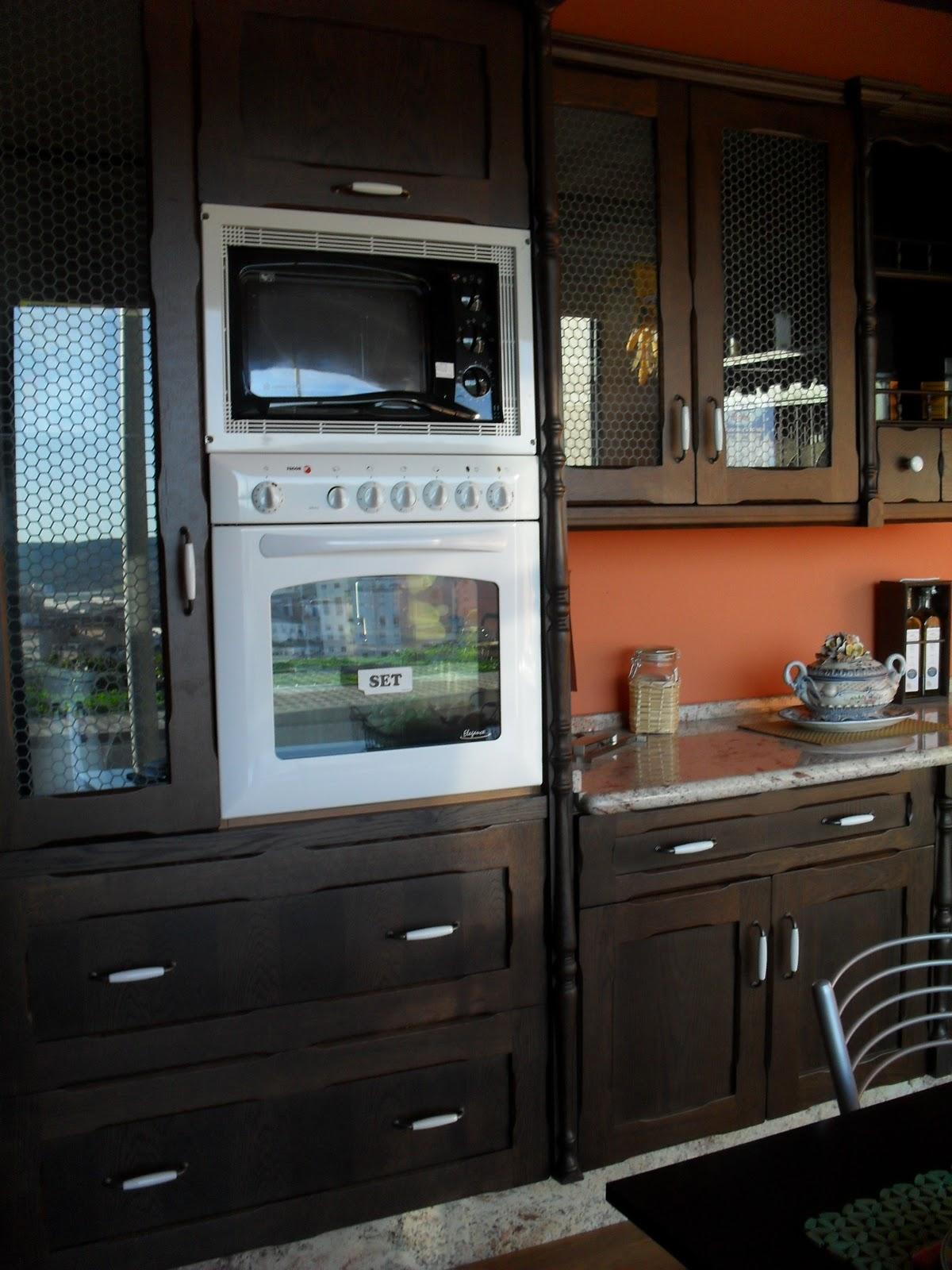 Muebles vilu cocinas rusticas - Muebles cocinas rusticas ...