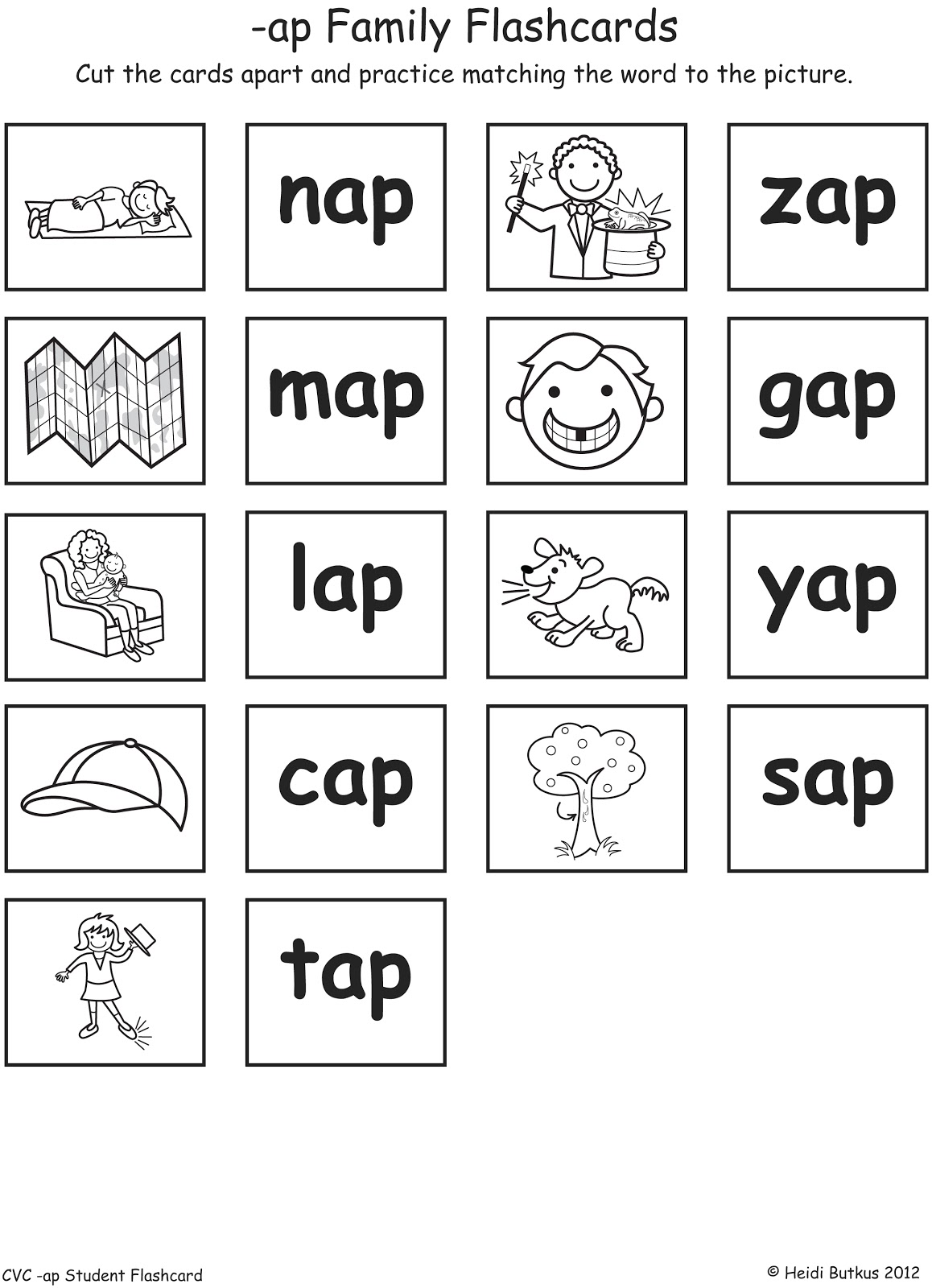 worksheet Ap Word Family Worksheets phonics lessons tes teach phonics