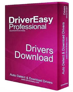 تحميل برنامج Driver Easy للبحث عن تعريفات النظام وتحميلها من الانترنت