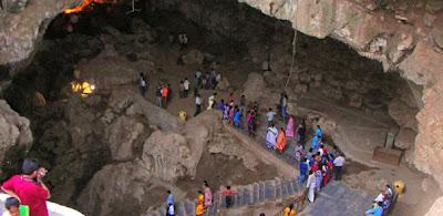 Borra Caves Visakhapatnam Andhra Pradesh