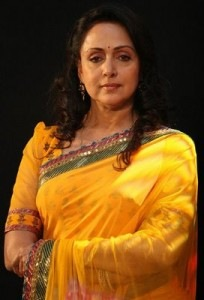 Bollywood actress Hemamalini photos glamour images