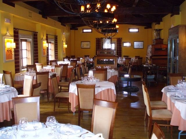 Restaurante el Molino de la Losa - comedor principal