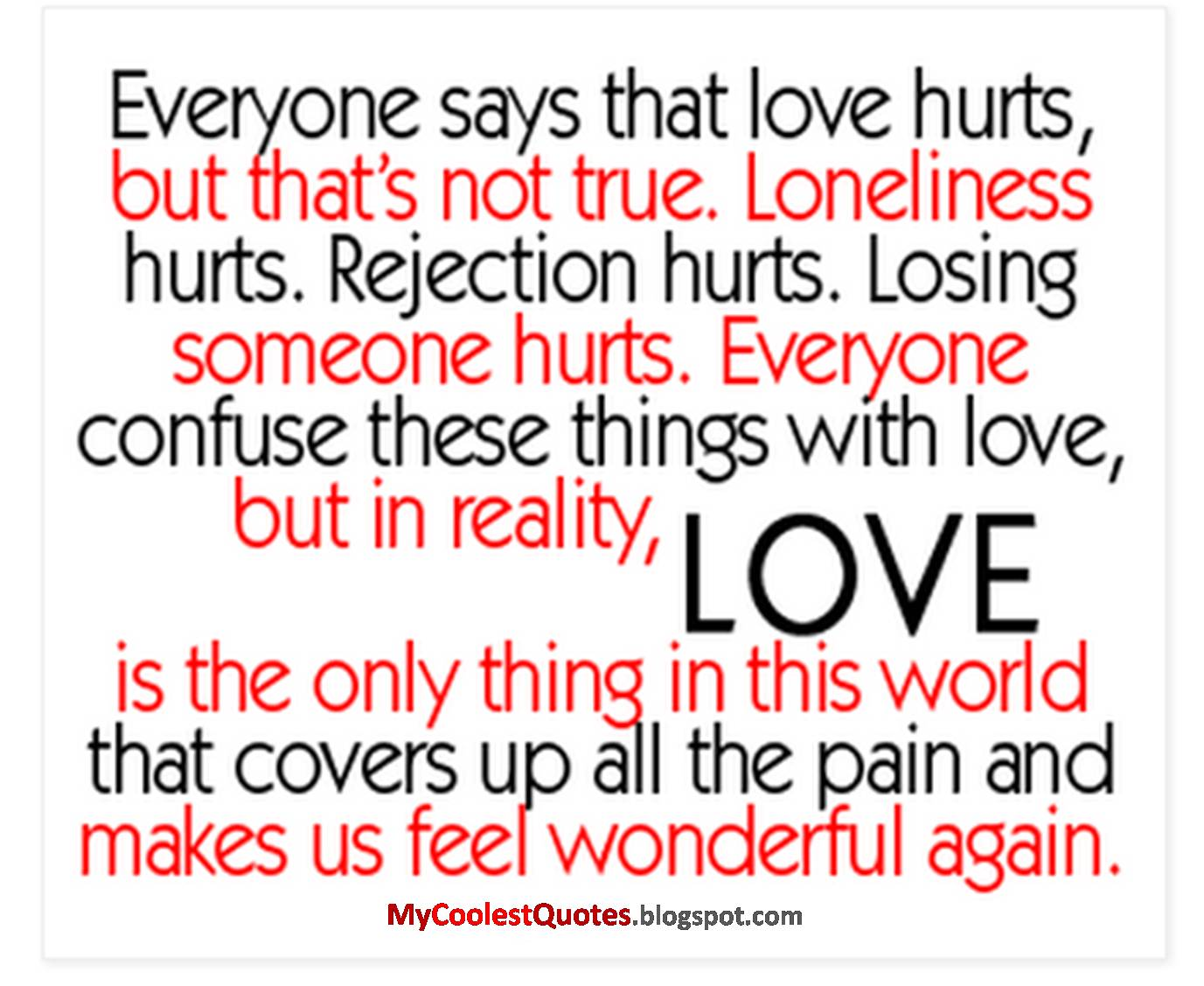 Quotes About True Love Quotes About Painful Love