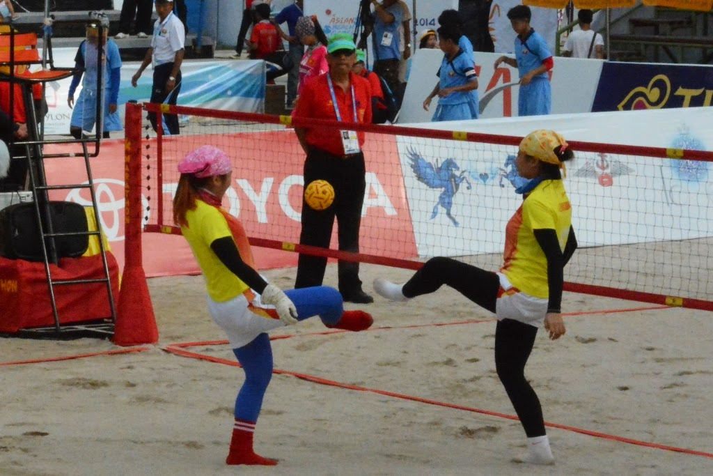 Asian Games Phuket Sepaktakraw