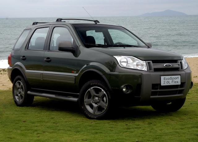 Hist U00d3ria - Especial Eles S U00c3o 10  - Ford Ecosport 10 Anos