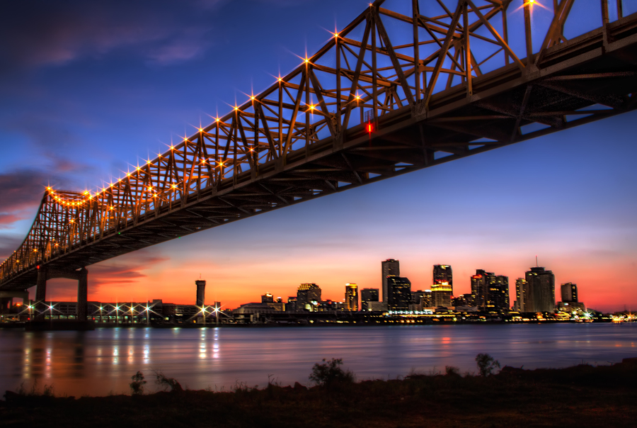 New Orleans Usa Travel Guide Tourist Destinations