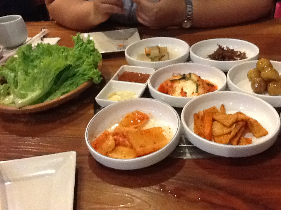 Carlevesun 39 s the authentic korean food experience at ye for Authentic korean cuisine