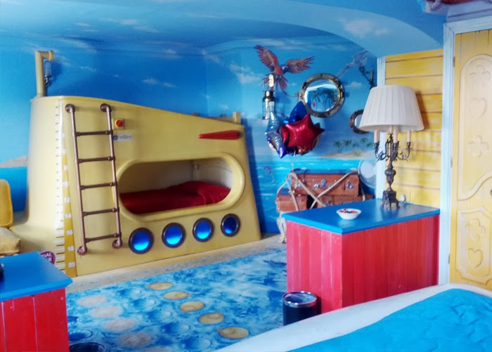 Malamar shop hoteles tem ticos dormir como piratas for El hotel que esta debajo del agua