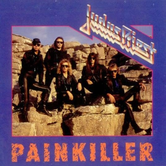 Painkiller. Judas Priest