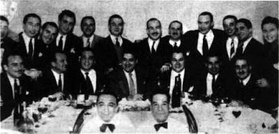 José Basso en la Orq. de Anibal Troilo en 1944