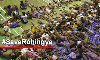 Pembaca Mafaza Online Peduli Pengungsi Rohingya