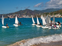 Bigger Fleet of Junior Sailors to compete in Grenada Sailing Festival 2012