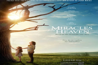 Sinopsis Miracles from Heaven (2016)