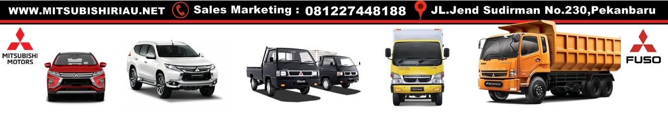 Harga Kredit Mitsubishi Pekanbaru Riau Juli 2019