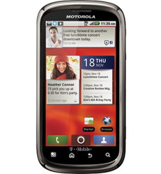 T-Mobile Motorola CLIQ 2 now available