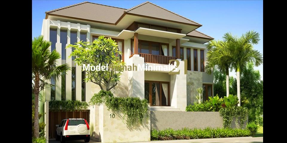 Desain Rumah Minimalis 2 Lantai Luas Tanah 300M2