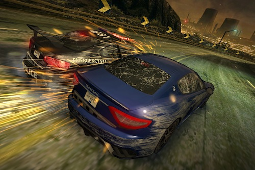 Need for Speed: Most Wanted para o iOS - 3