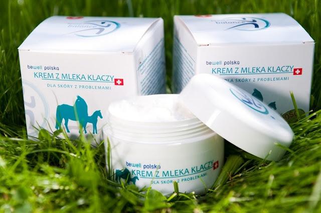Recenzja kremu z mleka klaczy, BeWell Polska