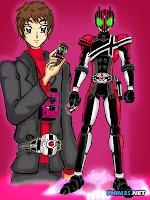 Kamen Rider W & Decade Movie Taisen 1