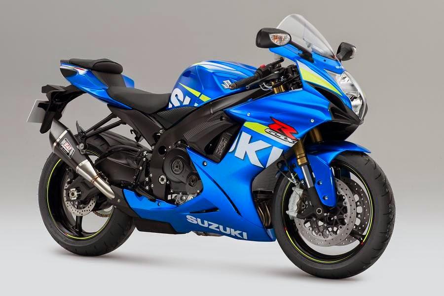 Suzuki GSX-R750 MotoGP Replica (2015) Front Side